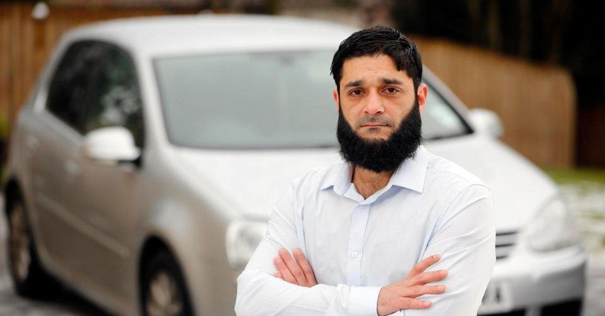 Премия для автовладельца Мохаммеда Сулеймана Батта заметно выросла после исправления ошибки в его имени