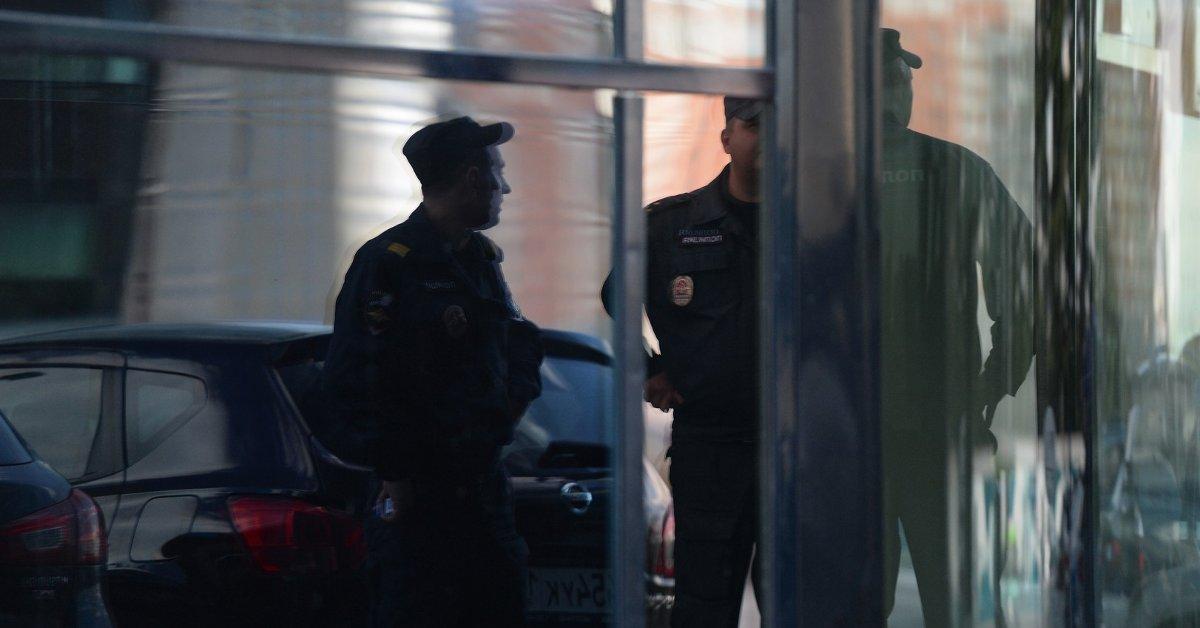 В русский союз автостраховщиков пришли собыском